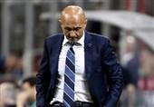 فوتبال جهان| اسپالتی: نتیجه تساوی مقابل رم عادلانه بود/ پریشیچ بازیکن مفیدی است