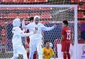 آرزو صدقیانی: تیم ایران فراتر از آسیاست
