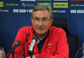 برانکو: با پرسپولیس قرارداد دارم و تمرکزم روی بازی با الجزیره است/ فلسفه ما برای بازی فردا آسان و مشخص است؛ بردن