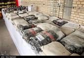 تهران| 12 تن انواع مواد مخدر در شهریار کشف شد