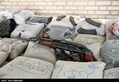 بوشهر|2.1 تن مواد مخدر در جنوب استان بوشهر کشف شد