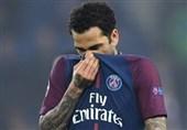 فوتبال جهان| دنی آلوز از پاریسنژرمن جدا شد