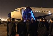 تور برجامی  ظریف پکن را به مقصد مسکو ترک کرد
