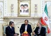 لاریجانی: جمهوری اسلامی ایران ظرفیتهای خوبی در حوزه صنعت دارد