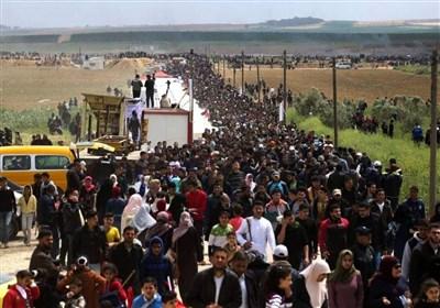 فی ذکرى النکبة.. حماس تدعو لأوسع مشارکة بمسیرة العودة
