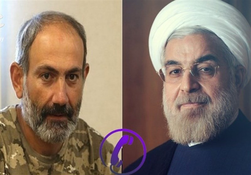 Iran Urges Armenia, Azerbaijan to Stop Fighting, Hold Talks