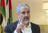 خالد مشعل: فلسطینیان معامله قرن را به شکست میکشانند
