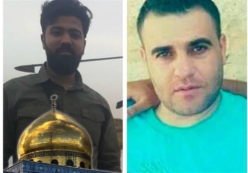 شهادت دو مجاهد حزبالله لبنان در جبهه مقاومت+عکس