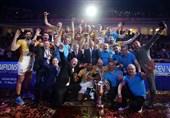 قهرمانی زنیت کازان در لیگ قهرمانان اروپا به روایت عکس