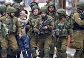 بازداشت 4 فلسطینی در کرانه باختری در یورش نظامیان صهیونیست