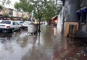 کرج| میزان بارشهای اخیر استان البرز به 24 میلیمتر رسید