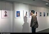 """نمایشگاه کاریکاتور و پوستر """"پایان یک داعش"""" با آثاری از 64 کشور برپا شد +عکس"""