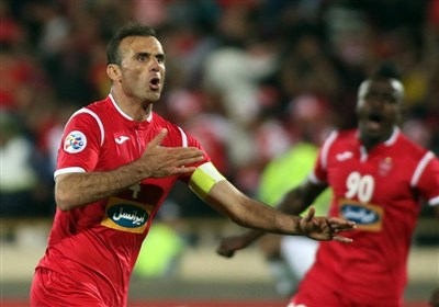 Persepolis Skipper Hosseini Thanks God for Beating Al Jazira