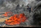 حمله پهپادهای رژیم صهیونیستی به غزه