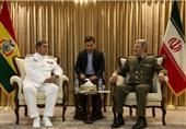 امیر حاتمی: با وجود تحریمها نیازهای دفاعیمان را تأمین میکنیم