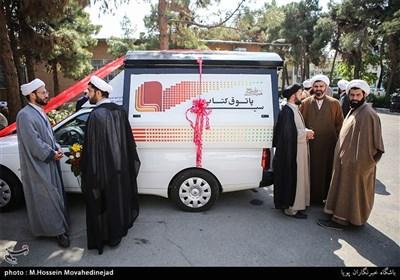 گردهمایی ائمه جماعات دانشگاهای استان تهران