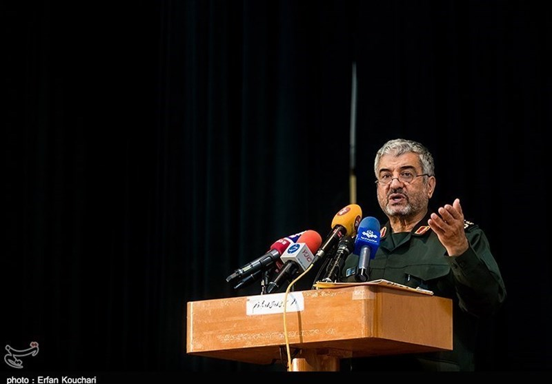 IRGC Commander Hits Back at Pompeo over Remarks on General Soleimani