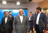 Iran's Zarif Says Meeting with EU's Mogherini 'Constructive'