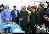 افتتاح نخسیتن بیمارستان دندانپزشکی کشور توسط سپاه + عکس