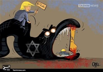 غزہ، صہیونیوں کے گلے میں ایک ہڈی