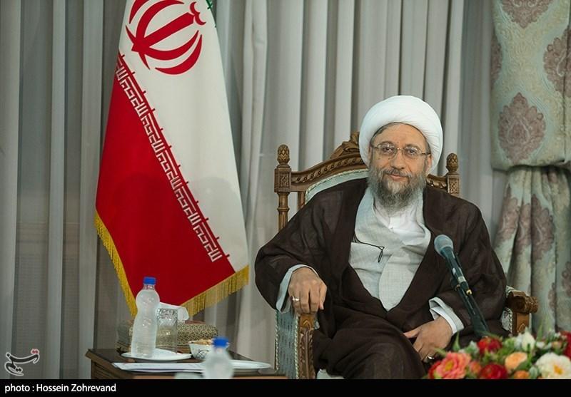 آملی لاریجانی: محمد ثلاث هیچ وقت قتل را انکار نکرد