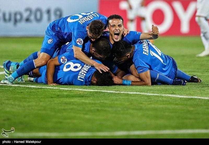 Iran's Esteghlal into ACL Quarterfinal