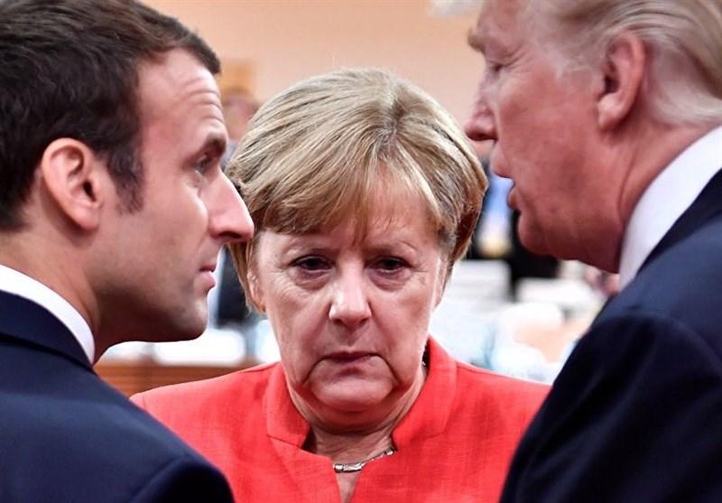 """خشم مقامات آلمانی از رفتار نامناسب ترامپ در نشست """"جی7 """"/ توهینهای رئیسجمهور آمریکا غیرقابل قبول است"""