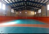 سالن ورزشی شهید مدافع حرم در کهگیلویه و بویراحمد به بهرهبرداری رسید