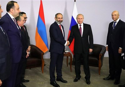 سفر پاشینیان به بروکسل، آغاز دوگانه کرملین و ناتو در سیاست خارجی جدید ارمنستان