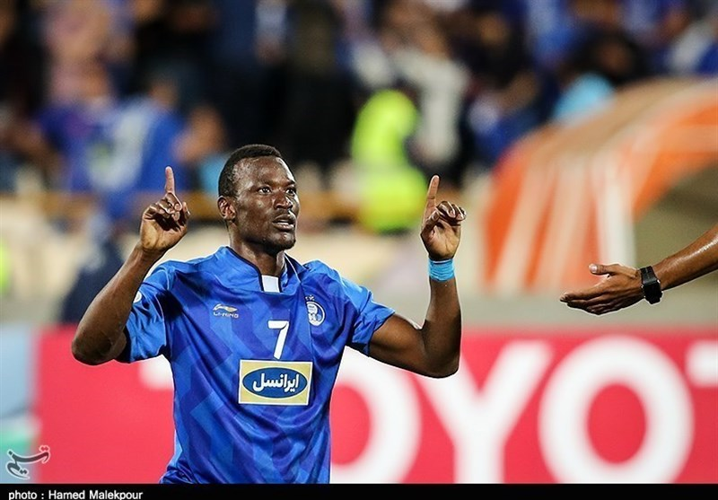 Mame Baba Thiam Linked with Iran's Esteghlal
