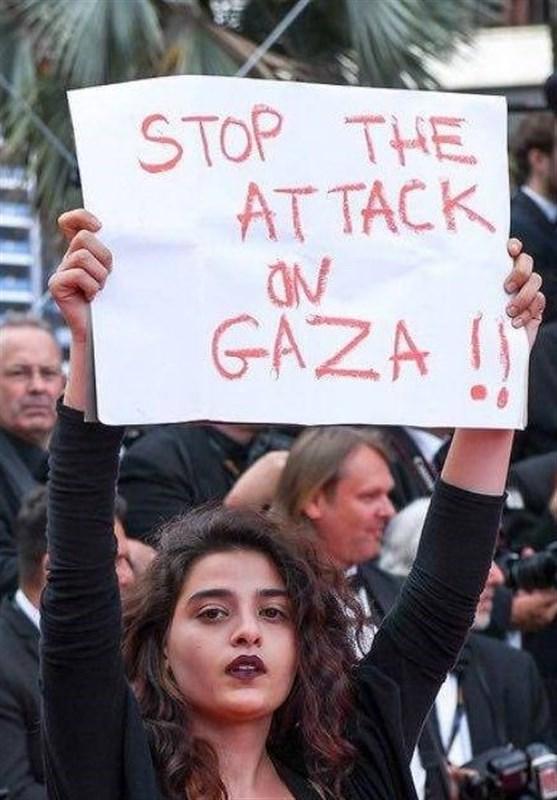نه غزه نه لبنان؛ جانم فدای اسکار! + عکس