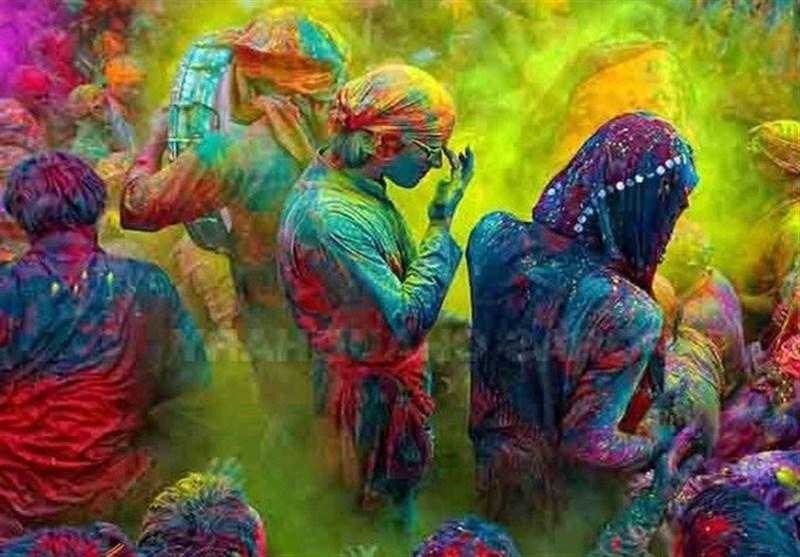 """خطری به نام اجرای """"جشن رنگ"""" توسط تورهای گردشگری ,"""