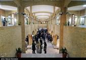اراک| چهارمین همایش توسعه گردشگری میان استانهای اصفهان، قم و مرکزی برگزار شد
