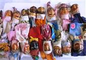 عروسک قوم ترکمن ثبت ملی میشود / 7 عروسک ملی ایران