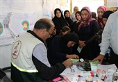 چهارمین بیمارستان ثابت بسیج جامعه پزشکی در کوهدشت برپا میشود