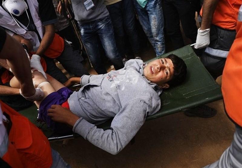 ۱۰۰۰ کودک به ضرب گلوله صهیونیستها در غزه شهید شدند