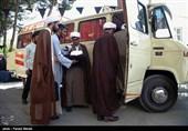 اخبار اربعین 98| 347 مبلغ از استان سمنان به مراسم اربعین حسینی اعزام شدند