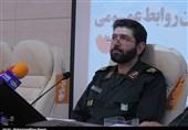 سمنان| نشست فرمانده سپاه استان سمنان با اصحاب رسانه به روایت تصاویر