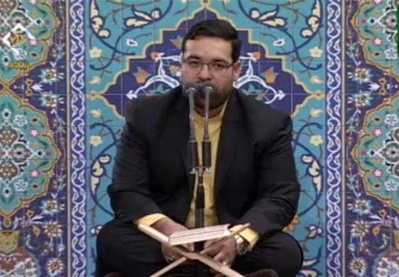 تلاوت زیبای سید جواد حسینی در محضر رهبر انقلاب + فیلم