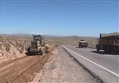 جادههای مواصلاتی شمال اردبیل ایمنسازی میشود
