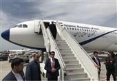 روحانی وارد ترکیه شد
