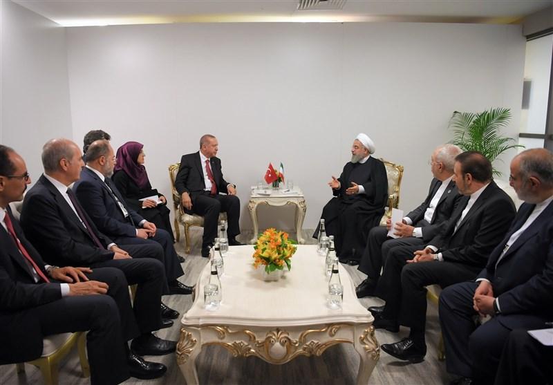 Closer Iran-Turkey Ties to Benefit Regional Stability: President Rouhani