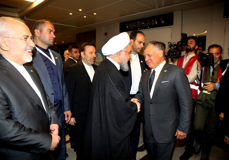 Iranian, Jordanian Heads of State Meet after 15 Years
