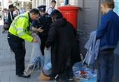 British Police Seizing Homeless People's Belongings Ahead of Royal Wedding (+Video)