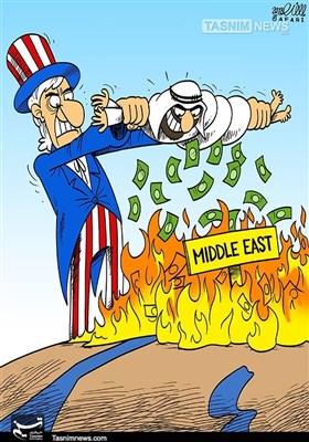 امریکی و سعودی اتحاد کا مقصد خطے کو غیر مستحکم بنانا ہے