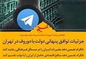 فتوتیتر| جزئیات توافق پنهانی دولت با دوروف در تهران