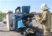 بجنورد| آمار «تصادفات ساختگی» در جادههای خراسانشمالی نگرانکننده است