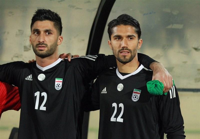 اصفهان| جایگزینی حسینی با مظاهری در تیم ملی بحث برانگیز است