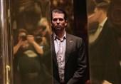 پسر ترامپ برای دومین بار در کمیته اطلاعاتی سنای آمریکا حضور یافت