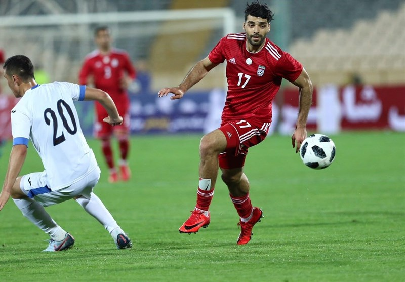 Iran Striker Mehdi Taremi Likely to Miss Morocco Match